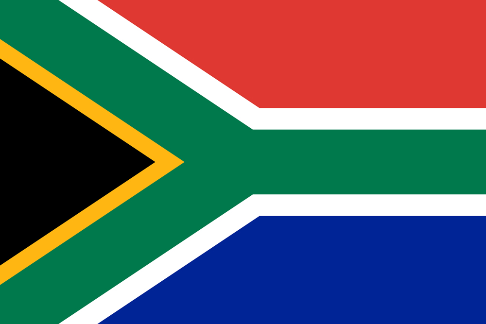 Nationality: South Africa